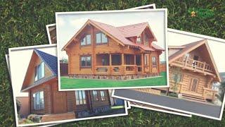 Деревянные дома. Компания