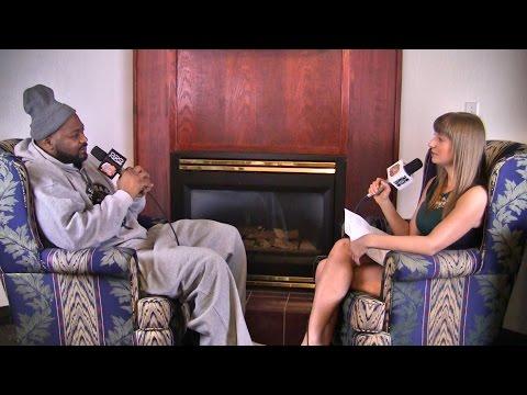 Ghostface Killah Interview Part 1