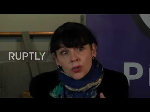 Iceland: Pirate Party leaders hail