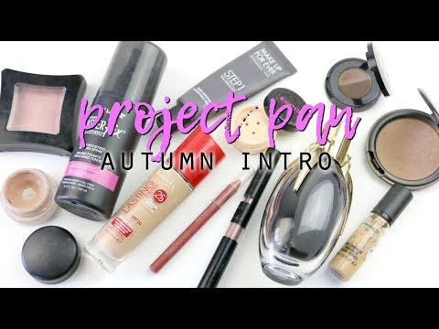 Project Pan autumn edition 2018 - INTRODUCTION