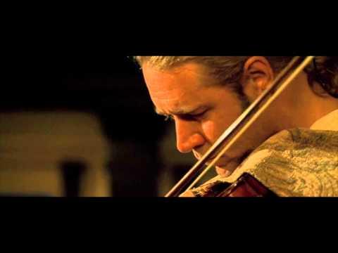 Master and Commander violin cello duet