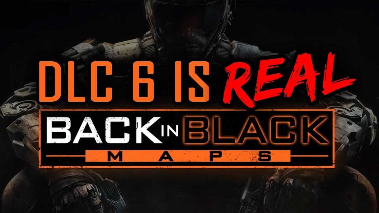 DLC 6 IS REAL!!! JUST ANNOUNCED BLACK OPS 3 (DOWNLOAD NOW!)