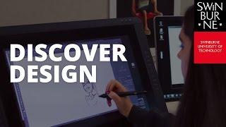 Discover Design at Swinburne