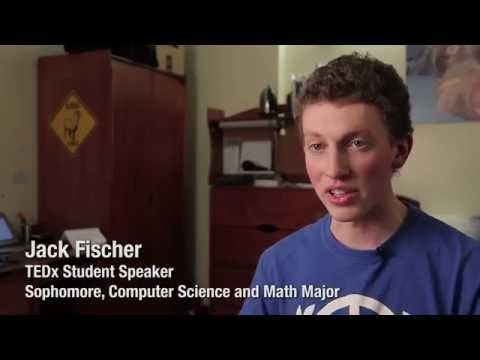 Jack Fischer - TEDx Student Speaker Profile