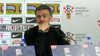 LIVE: Post-match press conferences follow Croatia vs Spain match
