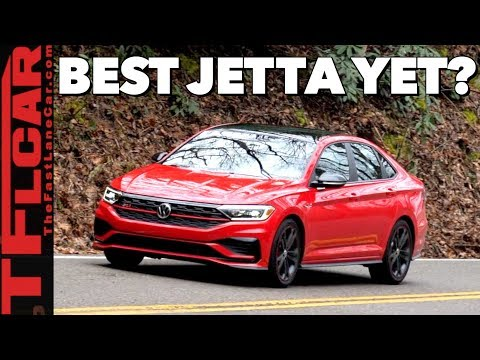 2019 Volkswagen Jetta GLI Review: The Secret Bargain of VW's Lineup?