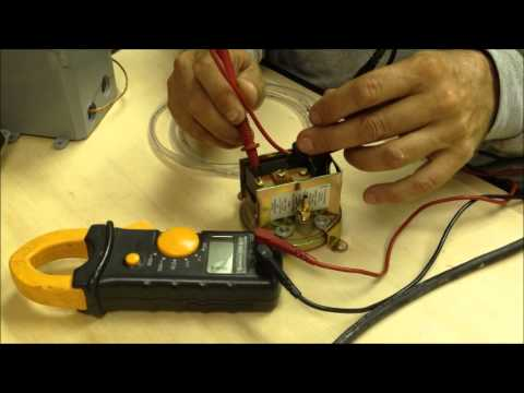 How to Test Pressure Switch