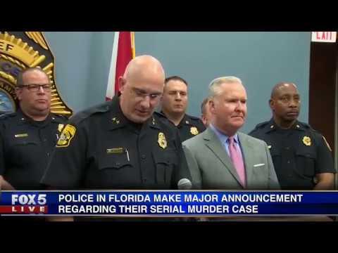 Tampa serial murder case update