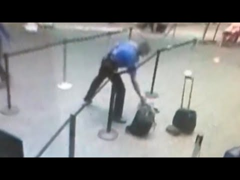 TSA Agent Praised For Quick Reaction to Orlando Airport Explosion