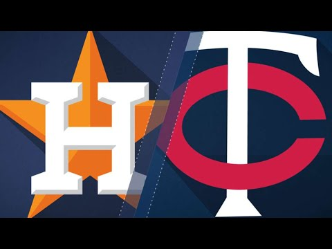 Verlander leads Astros to 2-0 win over Twins: 4/9/18