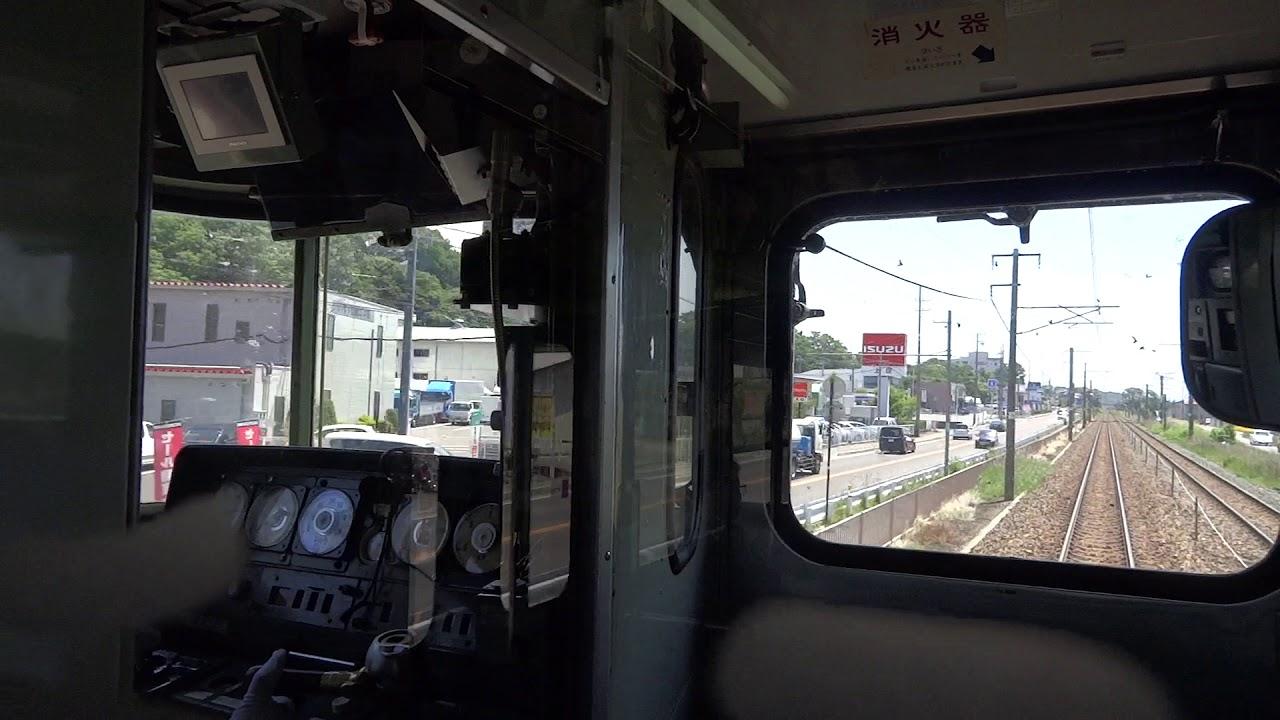 【しなの鉄道】115系 運転臺操作。 - YouTube