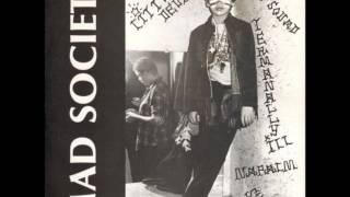 Mad Society - Mad Society EP