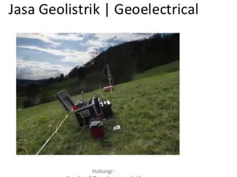 Jasa Geolistrik | Geo Electric Kabupaten Banggai-Luwuk Sulawesi Tengah