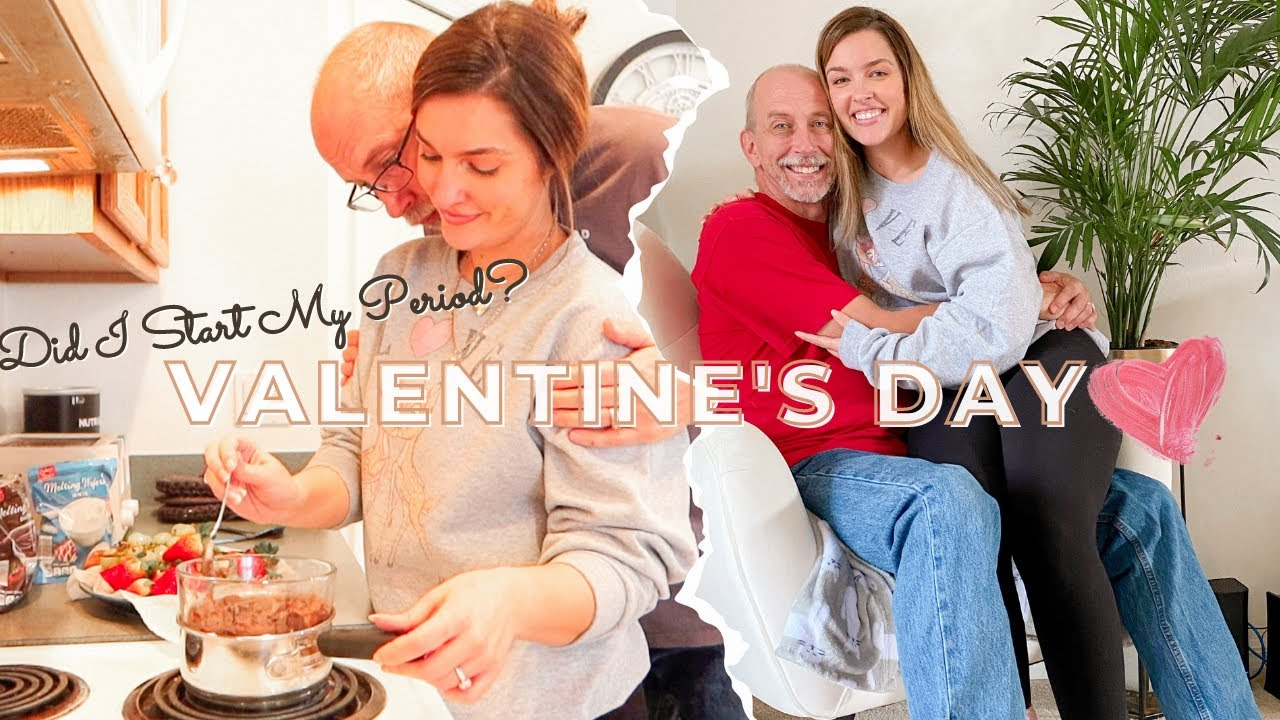 Download Did My Period Arrive & Valentine's Day | Day In The Life
