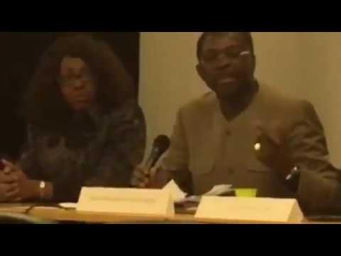 Seraphin Moundoungua: L'UE renforce la légitimité des revendications légales du peuple gabonais.