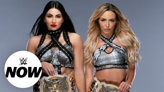 The IIconics make fan's dream ring gear a reality: WWE Now