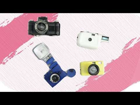 Lomography Cameras | Fisheye Diana Mini Sprocket Rocket Colorsplash With Pictures