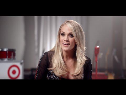 Carrie Underwood + Target on