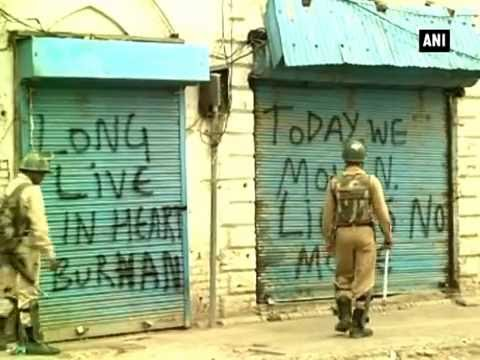 Day 4 of shutdown, curfew in Kashmir Valley - ANI News