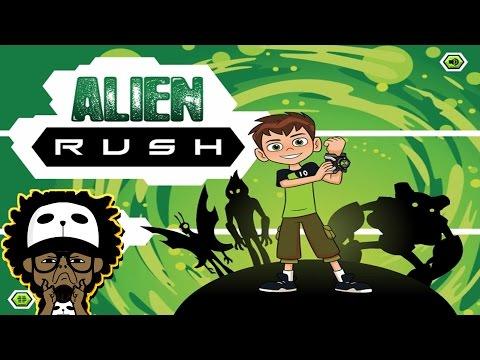 Cartoon Network Games | Ben 10 | Alien Rush