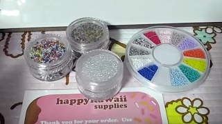 Happy Kawaii Supplies - Etsy Shop, (First Purchase+Review) *Sprinkles*