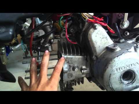 Bài bền 110 piston Max cho Wave Dream