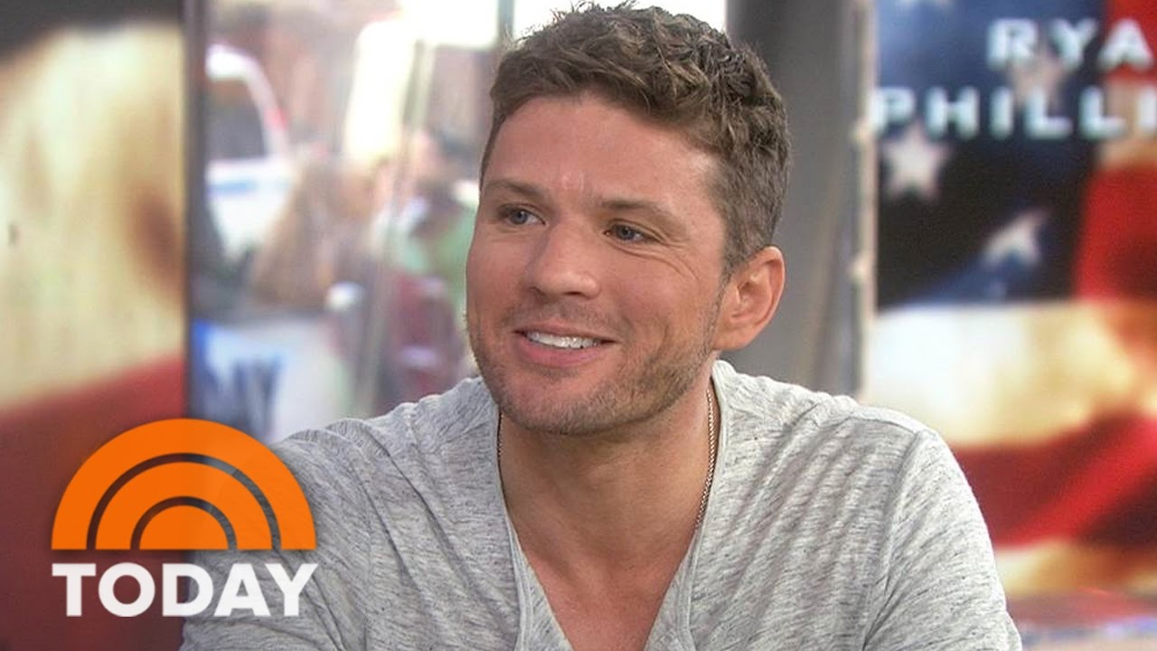 Download Ryan Phillippe Talks New TV Series 'Shooter,' Working With Veterans   TODAY