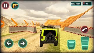 Off Road Car Driving 2019 - Mountain Road Simulator - Android Gameplay FHD #2
