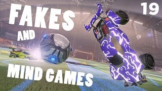 Why You Suck at Rocket League - Fakes and Mind Games - Episode 19