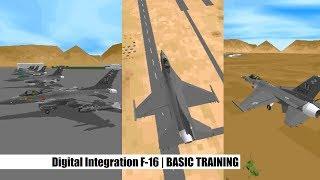 Digital Integration F-16    Basic Training