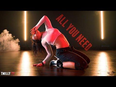 Victoria Monét - All You Need - Choreography By Sienna Lyons - Ft Jade Chynoweth