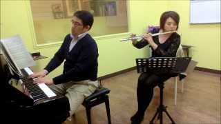 "Romance - from  "" Maître Pathelin "" - cover by Flute performances"