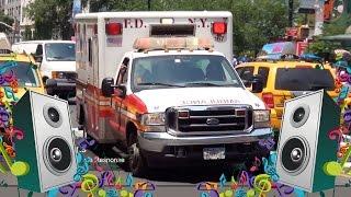 Ambulance Song - Kids Truck Music Video