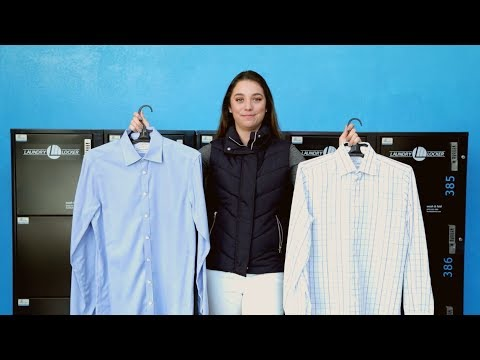 The Difference Between Launder & Press and Dry Clean