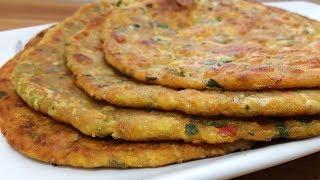 ডিম সবজী পরোটার সহজ রেসিপি || Mix Veg Paratha Recipe || Egg Paratha Recipe