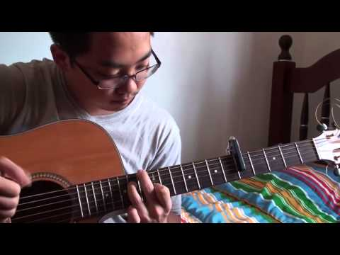 Rylynn - Andy McKee (cover)