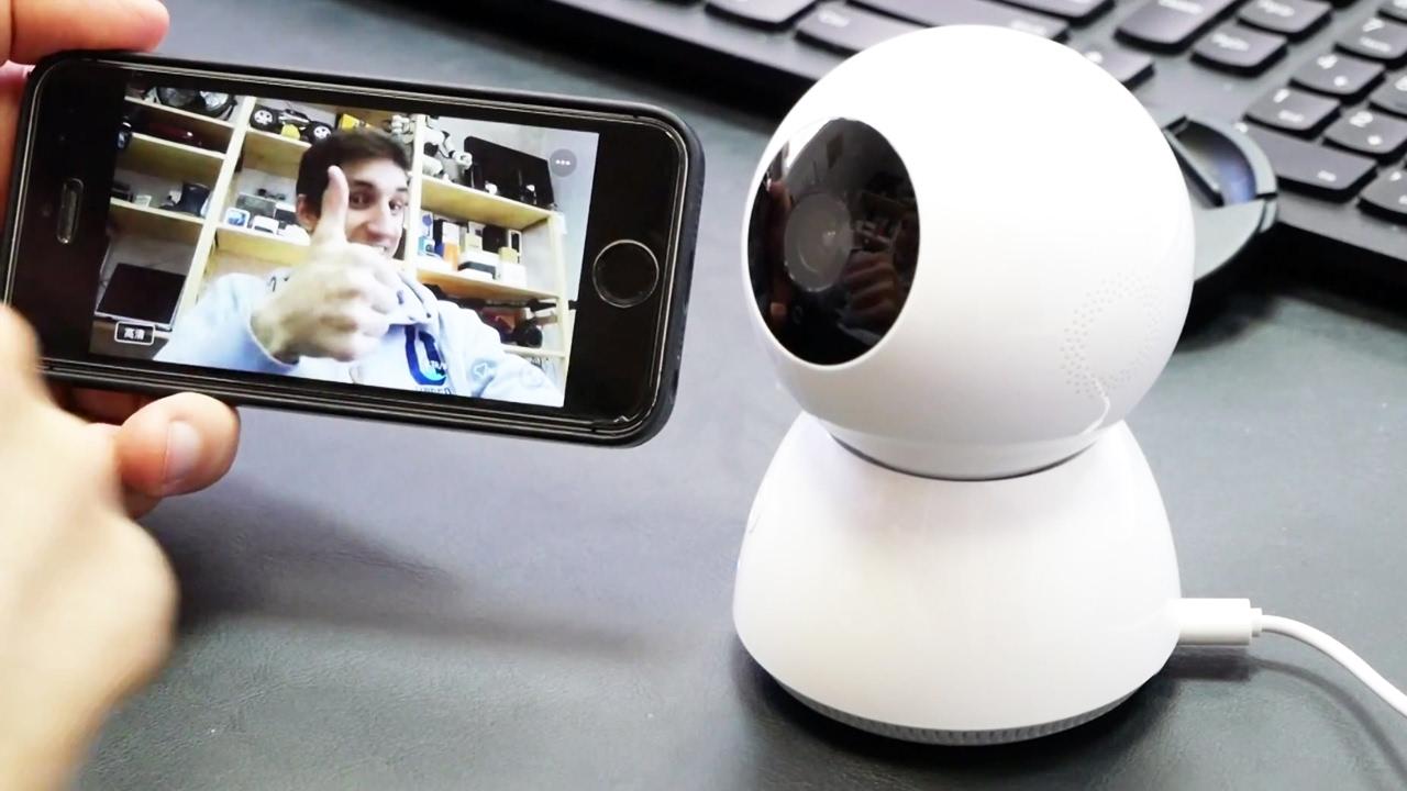 Обзор камеры Xiaomi MiJia 360 за 4 тыщи