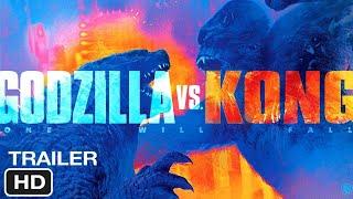 Годзилла против Конга (2020)  (FanMade)