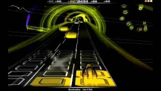 Audiosurf: Moonbootica - Like a Riot