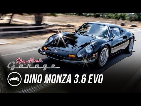 David Lee's 1972 Dino Monza 3.6 Evo - Jay Leno's Garage