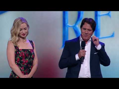 Mary Poppins Returns: D23 Expo Presentation Highlights - Rob Marshal, Emily Blunt