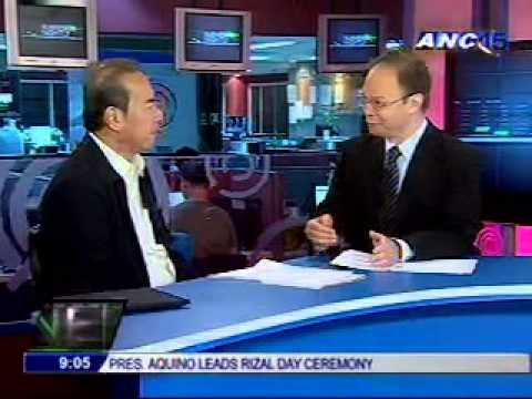 DPWH's Singson says Philippine infra to rival Malaysia by 2016