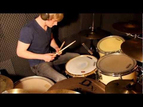Imagine Dragons - Radioactive - Drum Cover