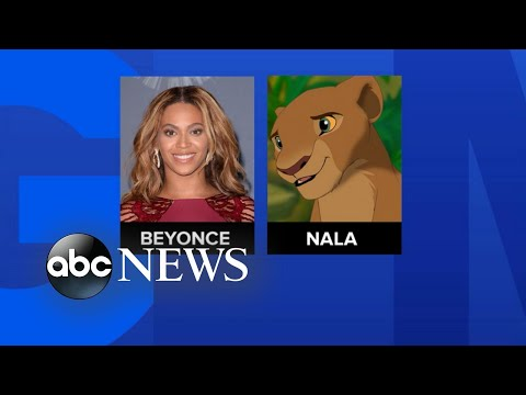 Beyonce to star in 'Lion King' remake Mp3