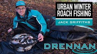 ❄️ Urban Winter Roach Fishing!  ❄️