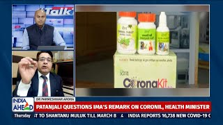 Why Has IMA Questioned Coronil Despite Ayurvedic Medicines Not Coming Within Its Purview?