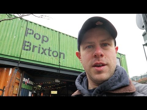 Pop Brixton Pop Up London Street Food Markets + Mamas Jerk