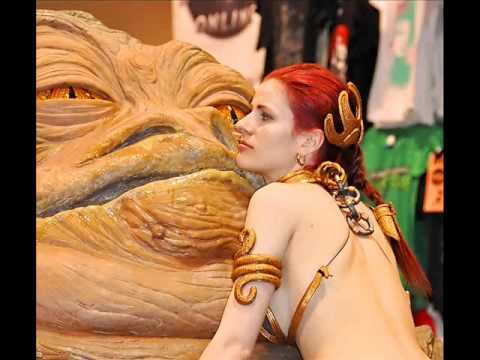 Princess Leia - Slave Leia - Leia's Gone Wild from YouTube · Duration:  1 minutes 47 seconds