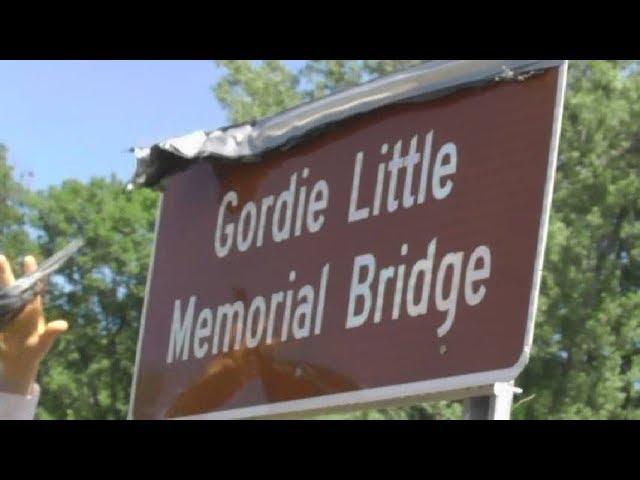 HTS - Gordie Little Bridge  7-29-17