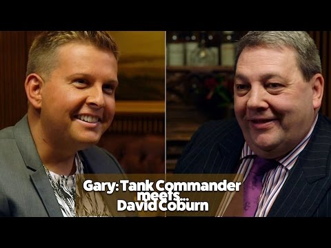 Gary Tank Commander Meets...David Coburn